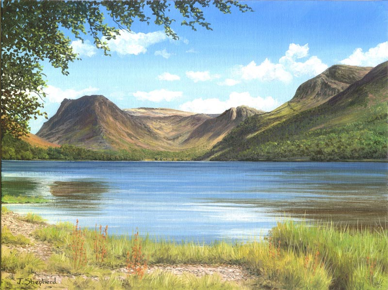 BUTTERMERE painting.jpg